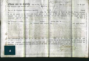 Deed by Married Women - Ann Taylor, Mary Brock, Lettice Myers-Original Ancestry