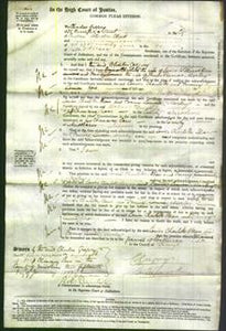 Court of Common Pleas - Louisa Charlotte Bean and Fanny Eliza Morley-Original Ancestry