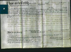 Deed by Married Women - Jane Watts and Emma Cawen-Original Ancestry