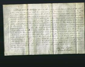 Deed by Married Women - Ann Selkirk-Original Ancestry