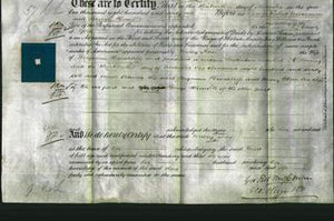 Deed by Married Women - Mary Ann Hinchliffe-Original Ancestry