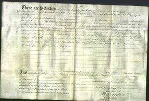 Deed by Married Women - Elizabeth Finer-Original Ancestry