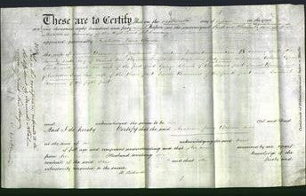 Deed by Married Women - Arabella Jane Brown-Original Ancestry