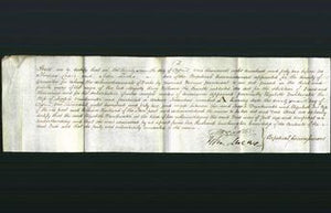 Deed by Married Women - Elizabeth Drinkwater-Original Ancestry
