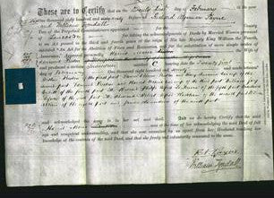 Deed by Married Women - Harriet Marcia Preston-Original Ancestry