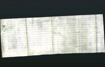 Deed by Married Women - Anne Bishopp-Original Ancestry