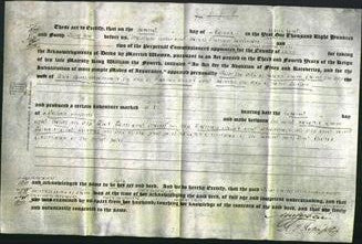Deed by Married Women - Betty Shaw, Mary Rank, Susannah Mellor and Harriet Pearson-Original Ancestry
