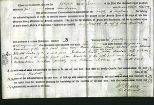 Deed by Married Women - Mary Kendall-Original Ancestry