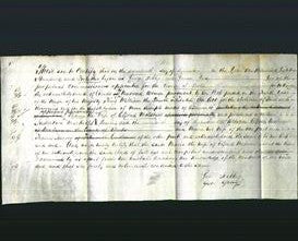 Deed by Married Women - Maria Melsom-Original Ancestry