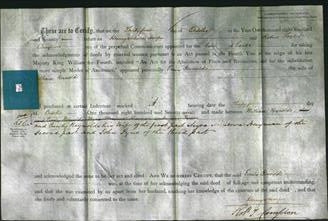 Deed by Married Women - Emily Reynolds-Original Ancestry