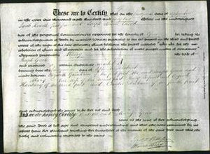 Deed by Married Women - Mary Green-Original Ancestry