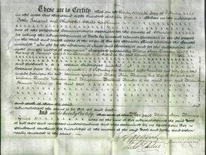 Deed by Married Women - Mary Ann Bunny Grigg-Original Ancestry