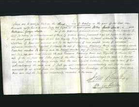 Deed by Married Women - Elizabeth Catherine Owen-Original Ancestry