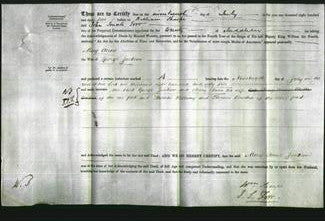 Deed by Married Women - Mary Anne Jackson-Original Ancestry