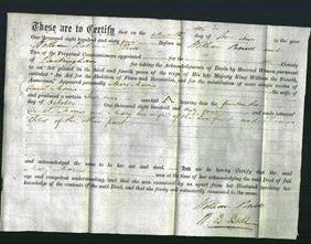 Deed by Married Women - Mary Morris-Original Ancestry