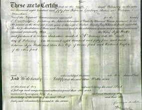 Deed by Married Women - Ann Watts-Original Ancestry