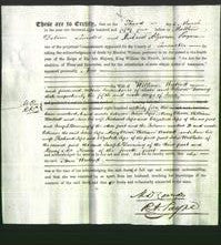 Deed by Married Women - Ann Westcott-Original Ancestry