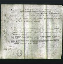 Appointment of special commissioners - Henry Dwight Williams and William Sampson-Original Ancestry
