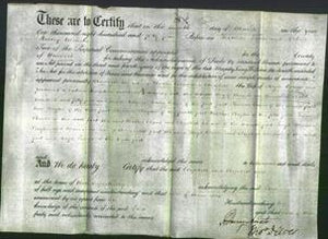Deed by Married Women - Elizabeth Evans and Elizabeth Brown-Original Ancestry