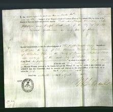 Appointment of Special Commisioners - Fetherston Haugh Briscoe, John Phillips, Ralph Scott-Original Ancestry