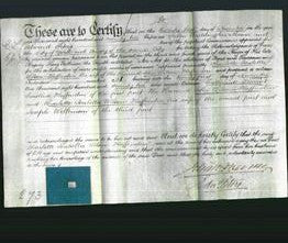 Deed by Married Women - Charlotte Isabella Wilson-Hafenden-Original Ancestry
