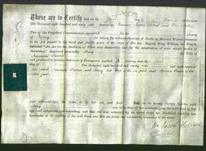 Deed by Married Women - Mary Palmer-Original Ancestry
