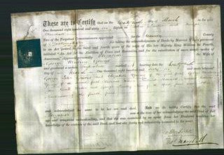 Deed by Married Women - Elizabeth Young-Original Ancestry