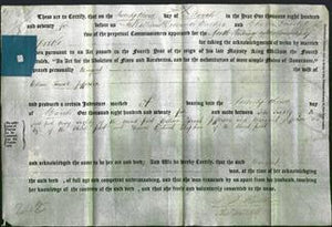 Deed by Married Women - Margaret Jefferson-Original Ancestry