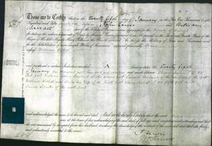 Deed by Married Women - Diana Bithell-Original Ancestry