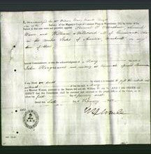Appointment of Special Commisioners - Percival P. Oldershaw, Samuel Wann, William Millward-Original Ancestry