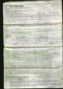 Court of Common Pleas - Elizabeth Esther Thomas-Original Ancestry
