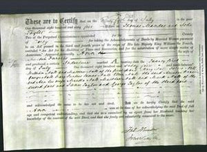 Deed by Married Women - Ann Furniss-Original Ancestry
