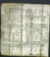 Deed by Married Women - Eleanor Houghton-Original Ancestry