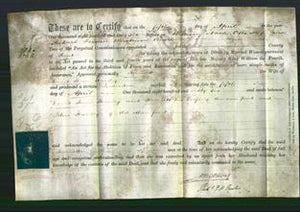Deed by Married Women - Harriett Stanley-Original Ancestry
