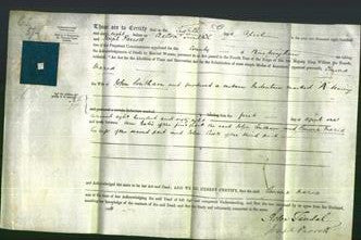 Deed by Married Women - Emma Maria Southam-Original Ancestry
