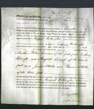 Deed by Married Women - Margaret Billington-Original Ancestry