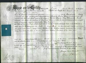 Deed by Married Women - Mary Ann Lesslie Knot-Original Ancestry