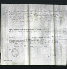 Appointment of Special Commisioners - Francis E Clarke, C W Upton, James Mc Kay-Original Ancestry