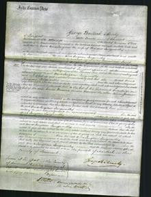 Court of Common Pleas - Anne Langdon Longworthy-Original Ancestry