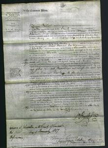 Court of Common Pleas - Margaret Frearson, Mary Jackson and Martha Ward-Original Ancestry