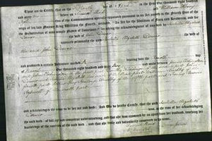 Deed by Married Women - Isabella Elizabeth Denver-Original Ancestry