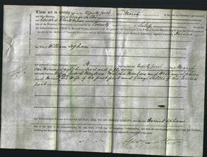 Deed by Married Women - Harriet Topham-Original Ancestry