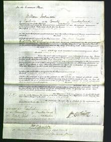 Court of Common Pleas - Maria Shepherd-Original Ancestry