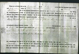 Deed by Married Women - Mary Edwards-Original Ancestry