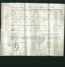 Copy of Appointment of Special Commisioners - Alfred William Whitmore, Michael Hamilton Foley, W Salmon and F L Walsh-Original Ancestry