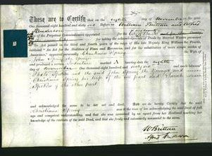 Deed by Married Women - Christiana Spring-Original Ancestry