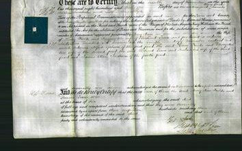 Deed by Married Women - Mary Ann Fields and Emma Lison-Original Ancestry