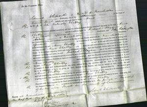 Court of Common Pleas - Anne Whatley-Original Ancestry