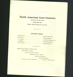 Letterhead - North American Inter -Insurers