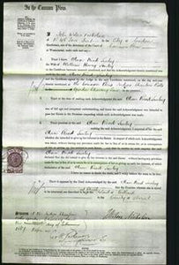 Court of Common Pleas - Ann Read Smiley-Original Ancestry